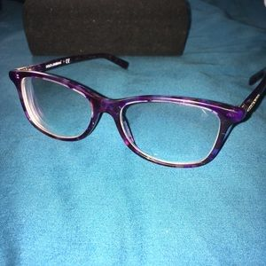 Dolce Gabbana Purple glasses